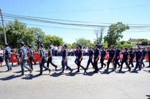 encuentro de cadetes en morenoi