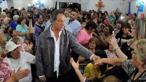 Juanjo Castro y Scioli