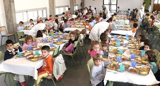 comedores escolares | Datos de la Region