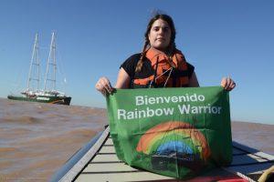 Greenpeace cumple 30 años