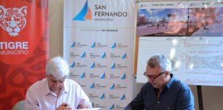 firmas de convenios en Tigre