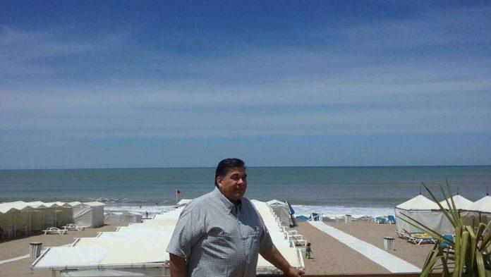 ishii en la playa