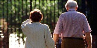 pareja de jubilados