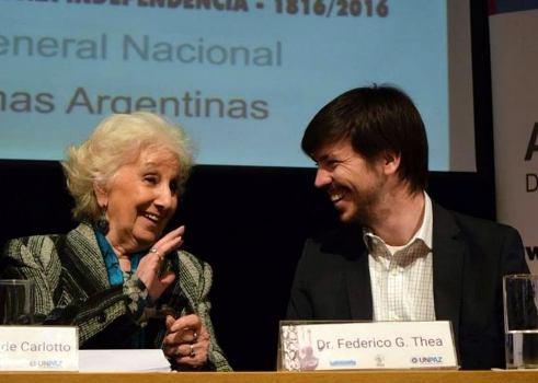 Premiaran a Carlotto en España