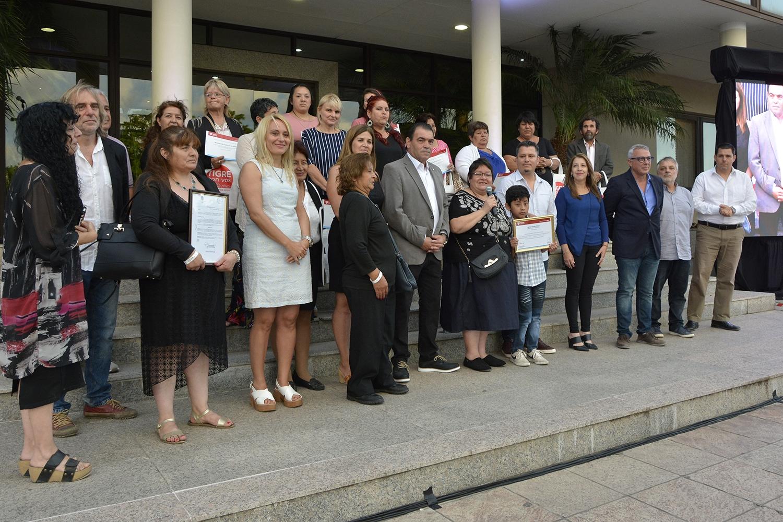 Tigre homenajeó el trabajo de 150 comedores y merenderos en el MAT ...